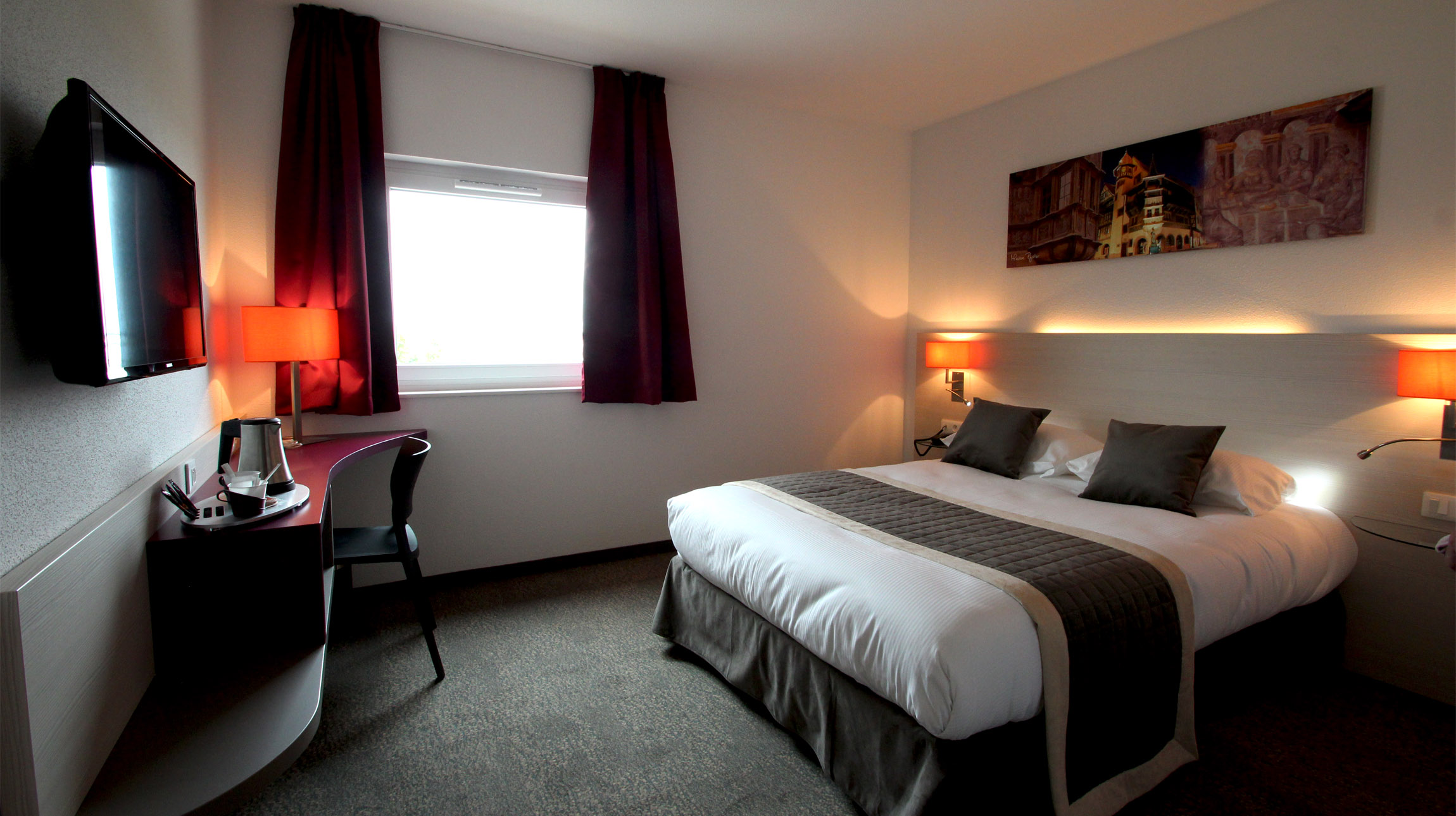 Our Fully accessible rooms